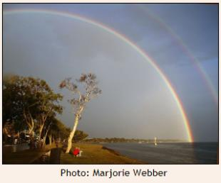 Rainbow - Bribie Is